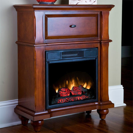 ... electric fireplace mantel packages ... - Electric Heater Fireplace - Fireplace Ideas
