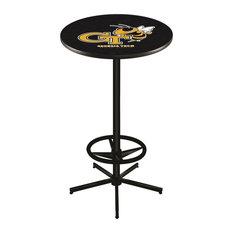 Georgia Tech Pub Table 36-inch by Holland Bar Stool Company