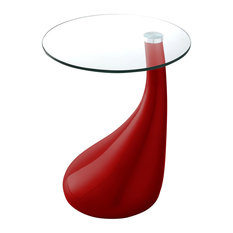 Pop Coffee Table, Red
