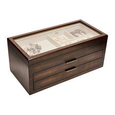 Nova Wooden Jewelry Box
