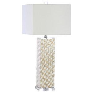 "JONATHAN Y Lighting JYL1048 Daniel Single Light 31"" Tall LED Buffet Table Lamp"