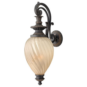Montreal Outdoor Wall Light, Large