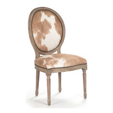 50 Most Popular Cowhide Chair For 2018 Houzz