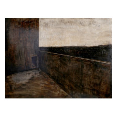 """Untitled - Building Backyard"" Artwork"