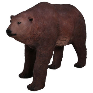 Life Size Wild Boar Resin Prop Display - Contemporary
