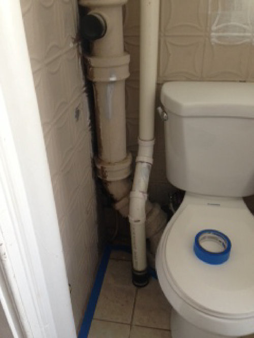 Pipes In My Bathroom
