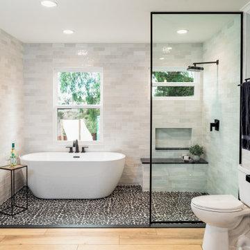 Bathroom Remodel in Normal Heights