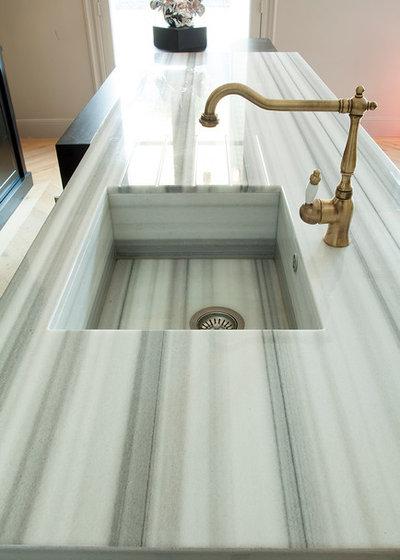 tout savoir sur le plan de travail en marbre. Black Bedroom Furniture Sets. Home Design Ideas