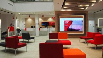 Oficina 2307 Banco Santander