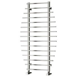Reina Enna Towel Radiator, Polished