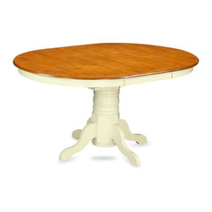 """Avon Oval Table With 18"""" Butterfly Leaf"""