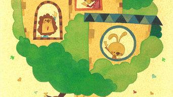 岡野友敬「Happy Tree House」