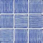 """Artistry in Mosaics - Light Blue, 2""""x2"""", Glass Tile - New from Artistry in Mosaics is the Mirage Series, now bringing 2"""" x 2"""" glass to the line-up. Indulge in the uncommon brilliance of this sophisticated and stylish glass tile mosaic. Perfect for your backyard oasis, as well as commercial and residential applications."""