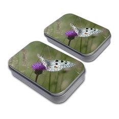 Apollo Butterfly Tin Set