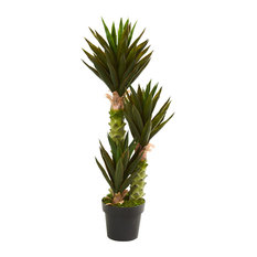 3.5 ft. Agave Artificial Plant