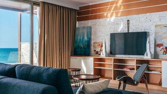Курортные апартаменты в Анапе
