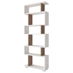 Contemporary Bookcases by Ada Home Decor
