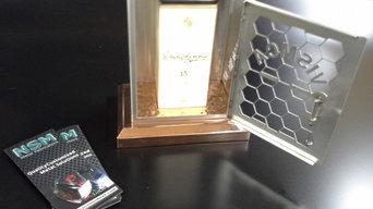 Retirement Scotch Case Gift