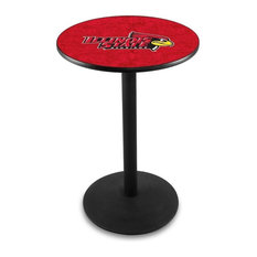 Illinois State Pub Table 36-inchx42-inch