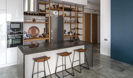 Есть решение: 9 вариантов, где проходная кухня рядом с коридором