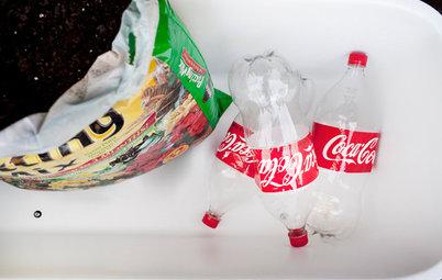 Зачем вам: Собирать бутылки для садового сезона
