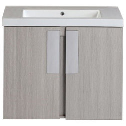 Contemporary Bathroom Vanities And Sink Consoles by Bellaterra Home