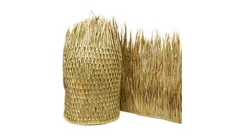 "Mexican Thatch Runner Roll - 30""H x 57'L"