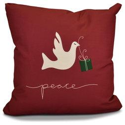 Contemporary Decorative Pillows by E by Design