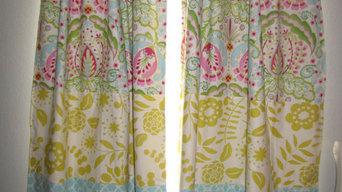 Custom Curtains by Babylovin on Etsy or Babylovin.com