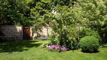 Hausgarten J. bei Halle (Saale)