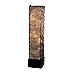 Trellis Outdoor Lamp in Bronze