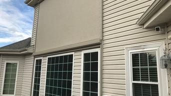 Solar Motion window Screens