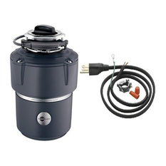 InSinkErator Cover Control Plus Evolution 3/4 HP Batch Feed Garbage Disposal