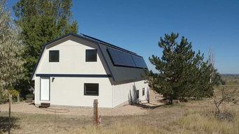 Residential Barn- Boulder County
