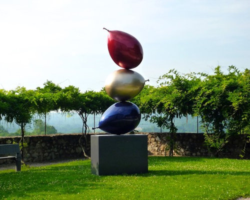 3 Grands Ballons - Statue et Déco de Jardin