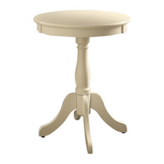 ACME Alger End Table In White