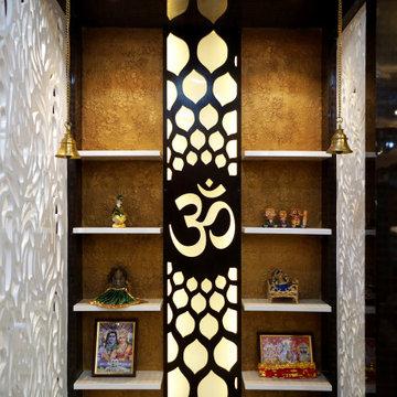 Susmita & Abhilash's apartment in  DSR Sunrise Tower I Whitefield I Bangalore