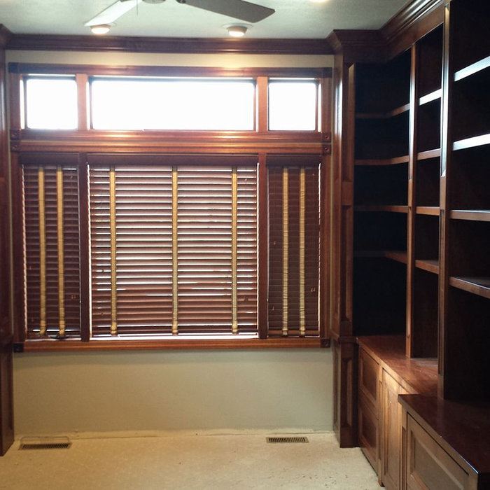Custom Built-ins and Cabinetry