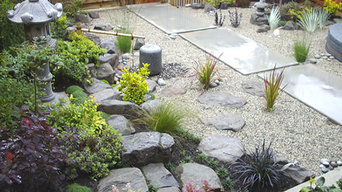 Ornamental Plant and Trees for Zen Style Gardens