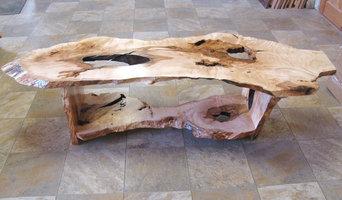 Maple Slab Coffee Table (2)