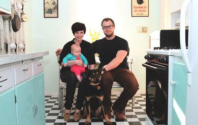 My Houzz: Retro Fun Brings an Ohio Home to Life