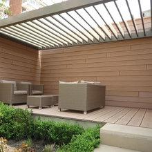 Louvered verandas