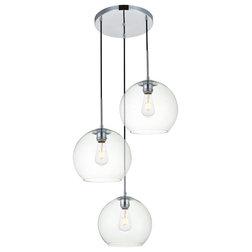 Contemporary Pendant Lighting by Elegant Furniture & Lighting