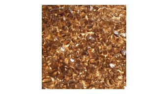 "1/4"" Copper Reflective Glass, 10 Lbs."