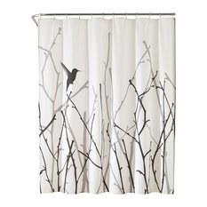 Kensie Vicki Shower Curtain