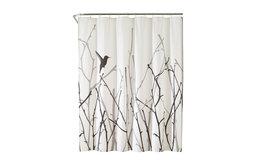 Kensie Vicki Shower Curtain