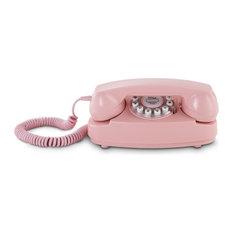 Crosley CR59-PI Princess Phone, Pink