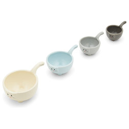 Contemporary Measuring Cups by Ironwood Gourmet