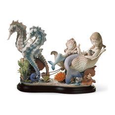 Lladro Underwater Journey Figurine