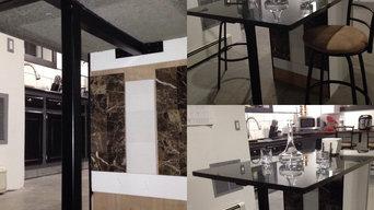 Modern Apartment Kitchen